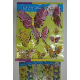 144 of 3d Foam Wall DecoR--Butterflies