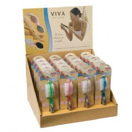 144 of Viva 4 Step Pedicure Paddle In Display Box