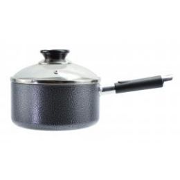 6 of Non Stick Sauce Pan With Lid