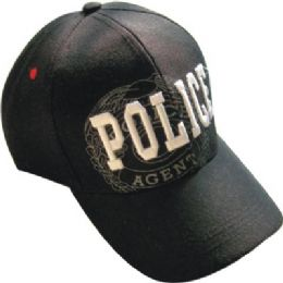 48 of Police Baseball Cap