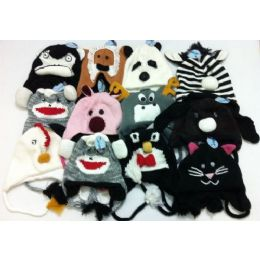 48 of Knit Animal Hats