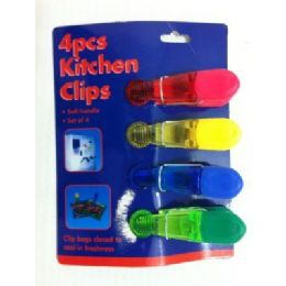 36 of 4pc Magnetic Bag Clips