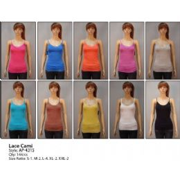 144 of Solid Color Cami Top