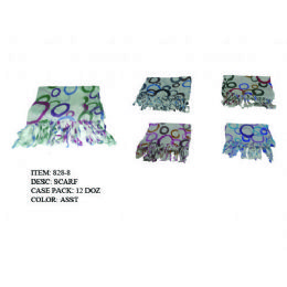 72 of Womans Fashion Scarf