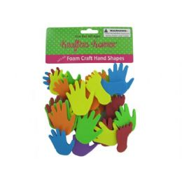 72 of Foam Craft Hand And Feet Shapes
