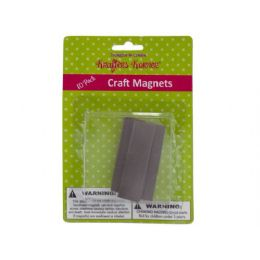 72 of Craft Magnet Strips