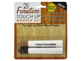 72 of Furniture ToucH-Up Marker Set