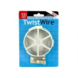 72 of Twist Wire With Dispenser