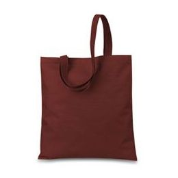 48 of Small Tote - Maroon