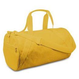 24 of Barrel Duffel - Golden Yellow