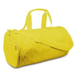 12 of Large Square Duffel - Bright Yellow