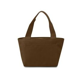 24 of Lunch Cooler Tote Bag Brown
