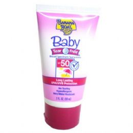 50 of Baby Suntan Lotion