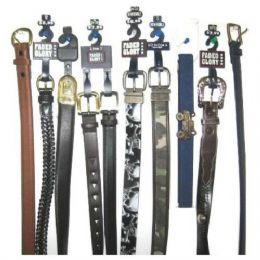 144 of Childrens Branded Belts