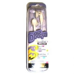 72 of Ear Drop Stereo Earphones For Ipods