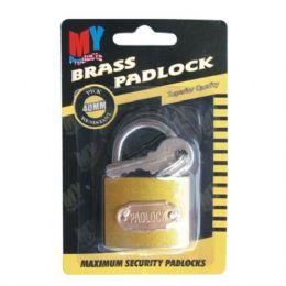 72 of Lock Brass 40mm