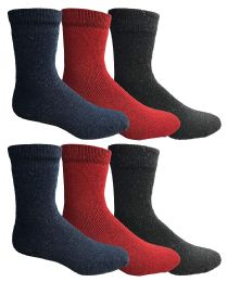 6 of Yacht & Smith Womens Winter Thermal Crew Socks Size 9-11