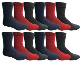 12 of Yacht & Smith Womens Winter Thermal Crew Socks Size 9-11