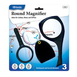 24 of 2x Magnifier Sets (3/pack)