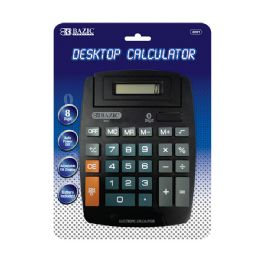 48 of 8-Digit Large Desktop Calculator