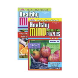 1608 of Kappa Healthy Minds Words Finds Puzzle Book - Digest Size