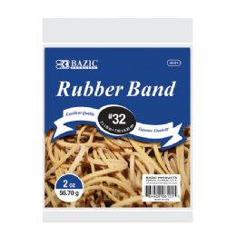 36 of 2 Oz./ 56.70 G #32 Rubber Bands