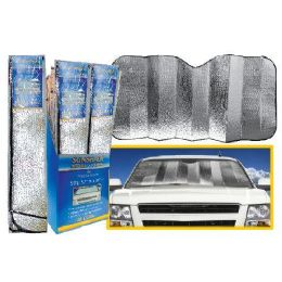 36 of Suv + Truck Foil Window Shade 57 Inches X 28 Inches