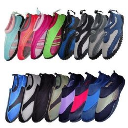 48 of Water Shoe Display 48 Pairs Assorted Styles + Sizes