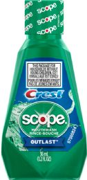 8 of Crest Scope Otlst Llm Rinse