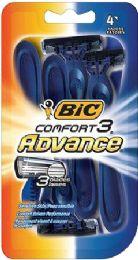 4 of Bic Comfort 3 Advance 4Pk