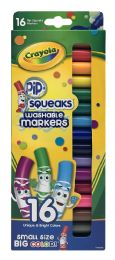 12 of Crayola Pip Squeaks Washable Markers