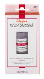 8 of Sally Hansen Hard As Nails The Nail Clinic In A Bottle Strengthener 45077 Clear