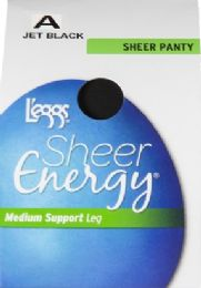 6 of Leggs Sheer Energ Jet Blk St A