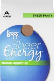 6 of Leggs Sheer Energy St Nude A