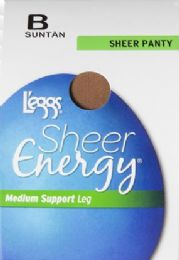 6 of Leggs Sheer Energy St Suntan B