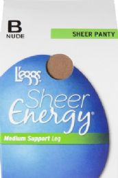 6 of Leggs Sheer Energy St Nude B