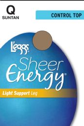 6 of Leggs Sheer Energy Ct Suntan Q