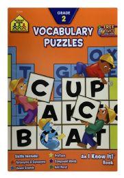 6 of School Zone Publishing Company Vocabulary Puzzles