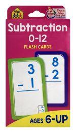 8 of School Zone Flash Cards