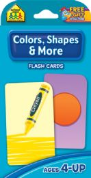8 of Flash Cards Colors And Shapes