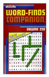 24 of Kappa #1 In Puzzles Word-Finds Companion