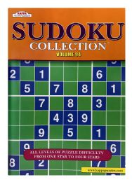 16 of Kappa #1 In Puzzles Sudoku Collection