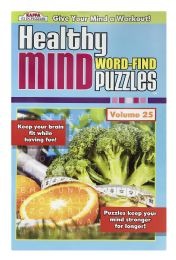 12 of Kappa Healthy Mind Word-Find Puzzles
