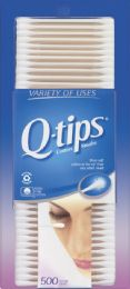 6 of Q Tips 500'S Value Pack