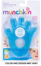 12 of Fun Ice Chewy Teether Toy
