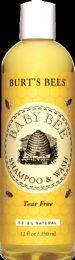 6 of Burt S Bees Baby Shmp Wsh 12Z