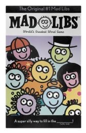 6 of Mad Libs World'S Greatest Word Game