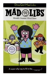6 of Mad Libs World Greatest Word Game Diva Girl