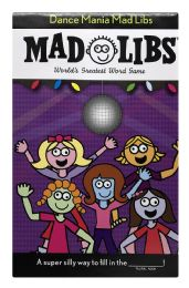 6 of Mad Libs Word Game