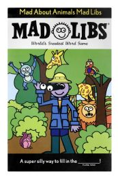 6 of Mad Libs World Greatest Word Game Mad About Libs